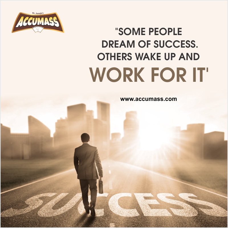 Nice Thoughts Of Success