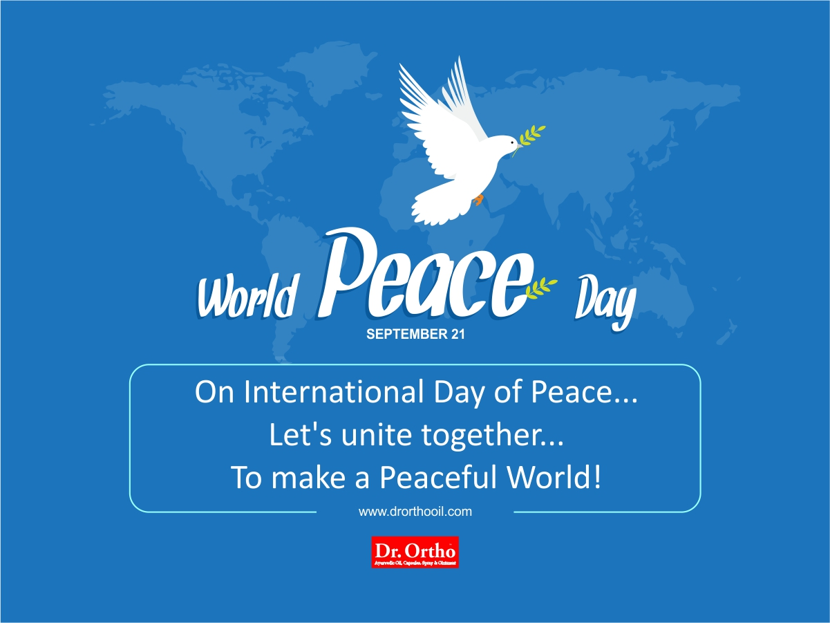 21 September 2017 Day Of Peace : Special Quotes