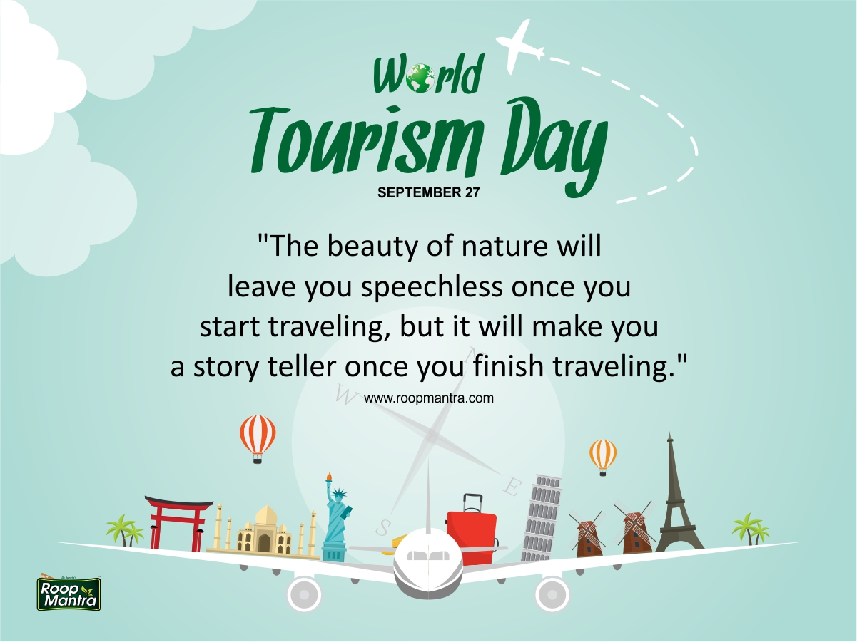 World Tourism Day-27 Sept. 2017-Special Day-Special Day Quotes-Days Of The Years-Yakkuu
