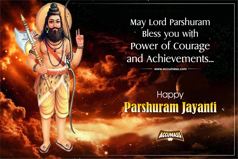 18 April 2018, Parshuram Jayanti, Accumass, Indian Festival, Accumass