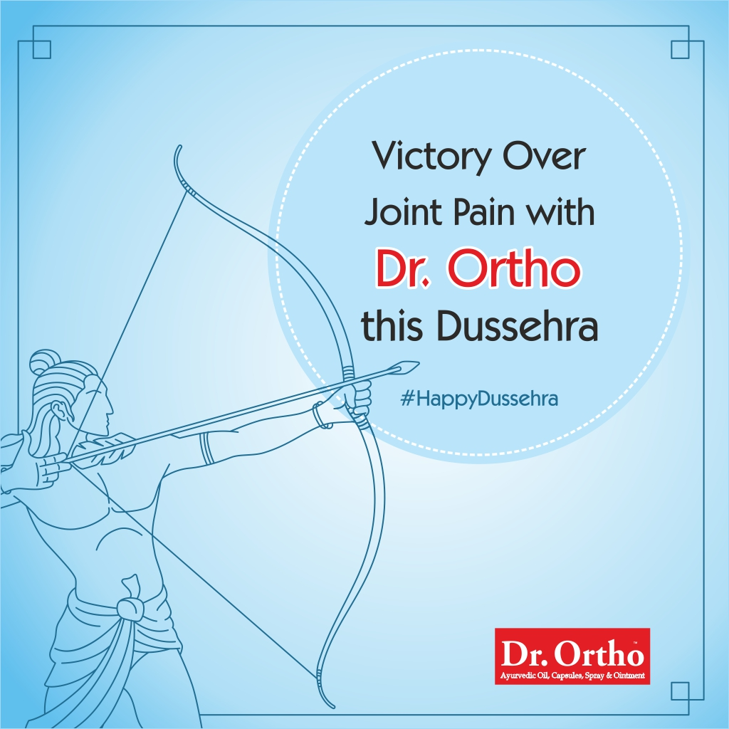 DrOrtho wishes you a very-HappyDussehra