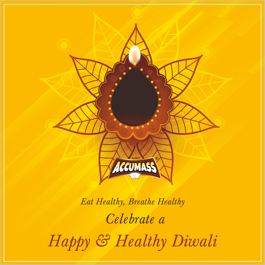 Happy Diwali-Healthy Diwali